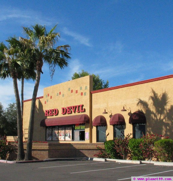 Red Devil , Phoenix