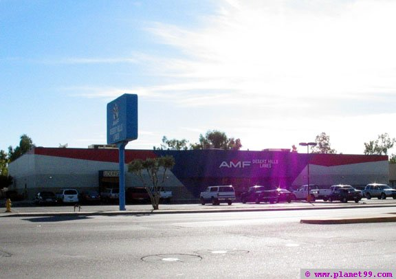 AMF Desert Hill Lanes , Phoenix