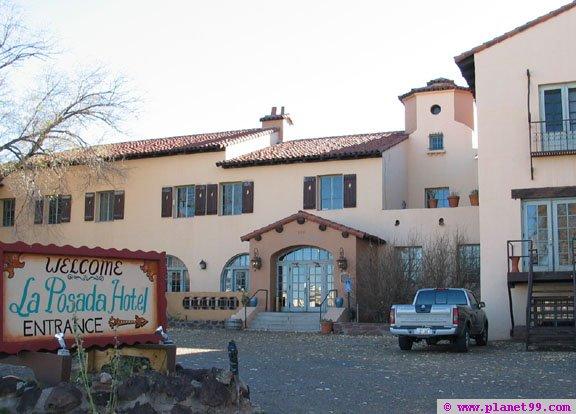 La Posada Hotel , Winslow
