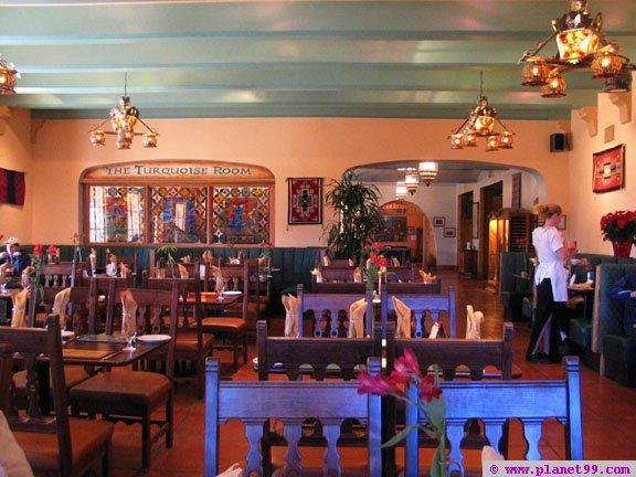 Turquoise Room , Winslow