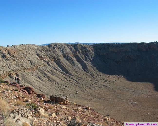 Meteor Crater , Winslow