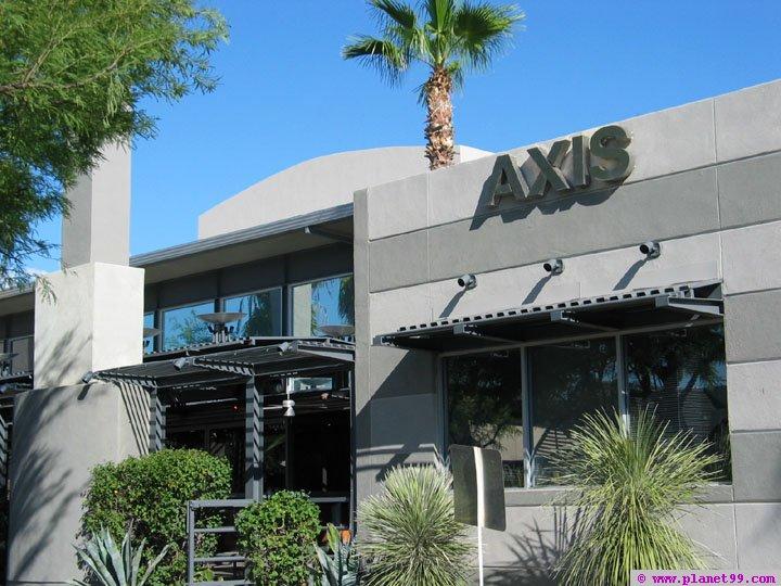 Axis / Radius  , Scottsdale