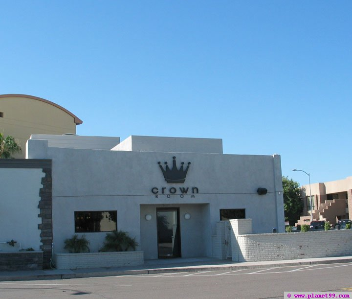 Crown Room  , Scottsdale