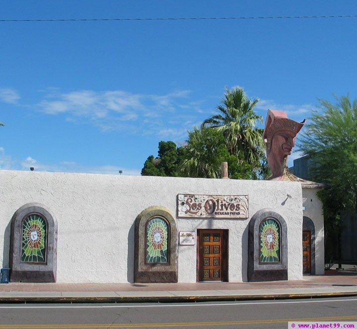 Los Olivos Mexican Patio , Scottsdale