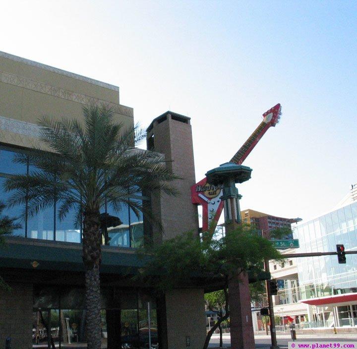 Hard Rock Cafe , Phoenix