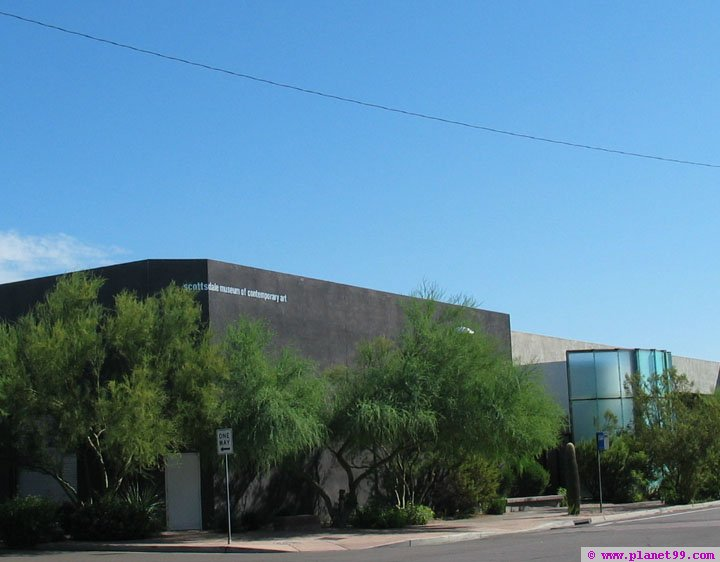 Scottsdale Museum of Contemporary Art , Scottsdale