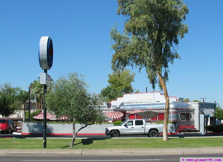 5 and Diner , Phoenix