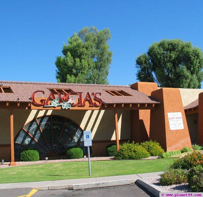 Garcia's Mexican Restaurant , Phoenix