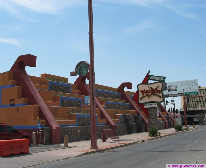 Macayo's Mexican Restaurant , Phoenix