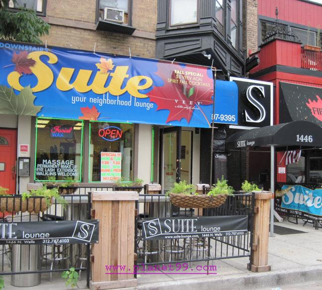 Suite Lounge , Chicago