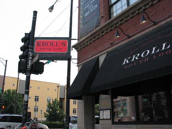 Kroll's , Chicago