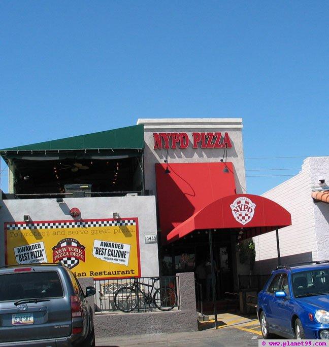 NYPD Pizza , Scottsdale