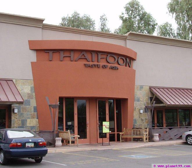 Thaifoon , Scottsdale