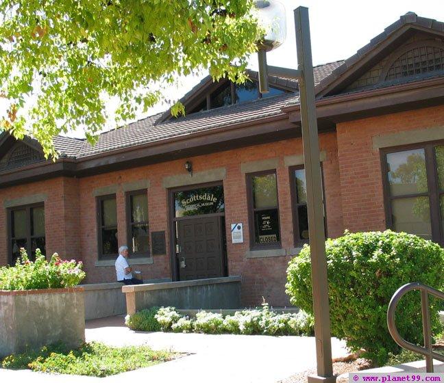 Scottsdale Historical Museum , Scottsdale