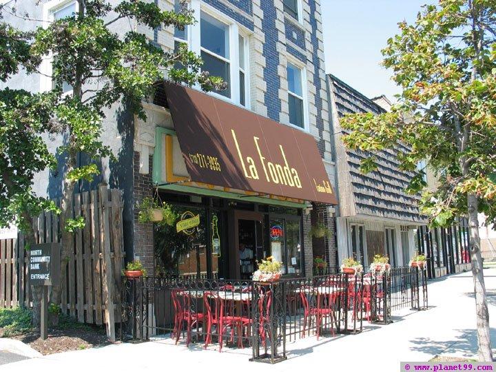La Fonda Latino Grill , Chicago