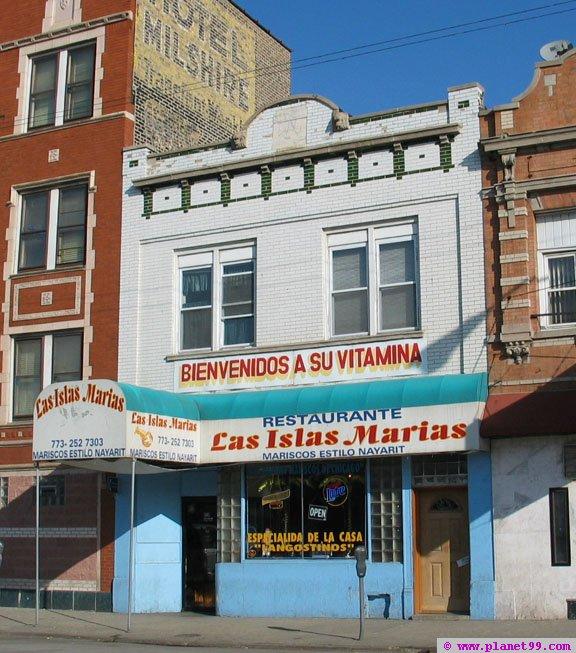 Las Islas Marias  , Chicago