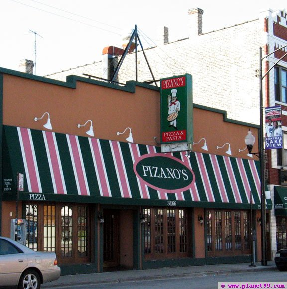 Pizano's  , Chicago