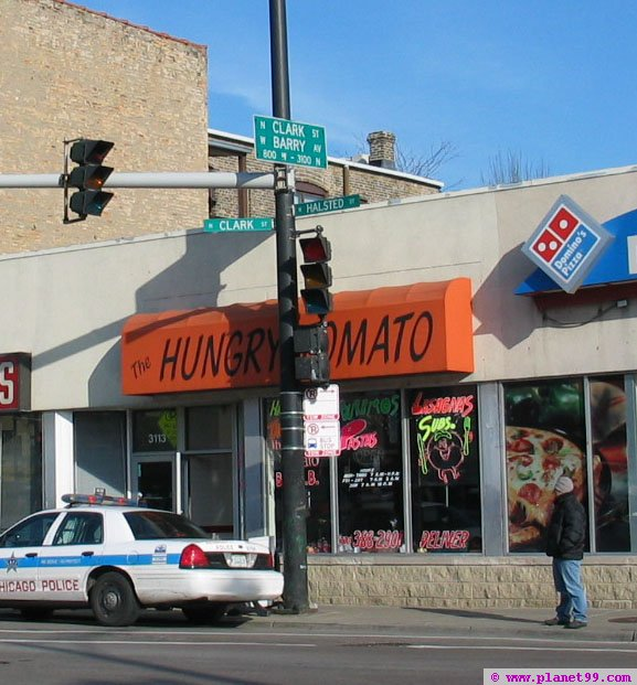 Hungry Tomato , Chicago