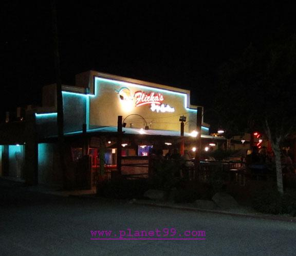 Flicka's Baja Cantina , Scottsdale