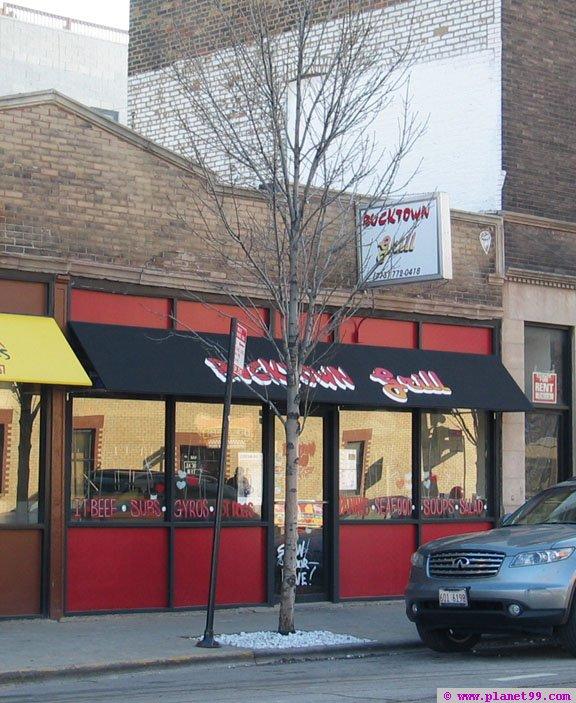 Bucktown Grill  , Chicago