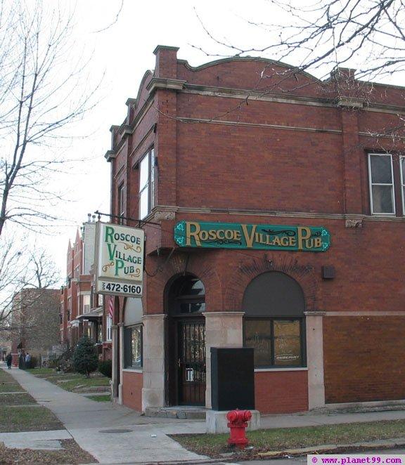 Roscoe Village Pub , Chicago