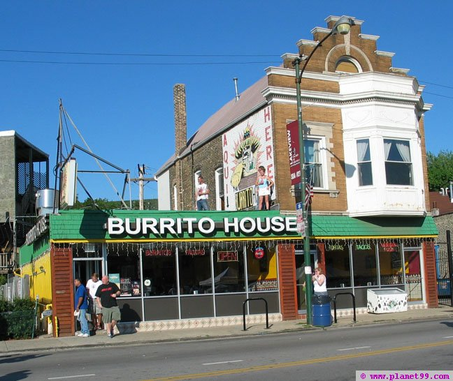 Burrito House , Chicago