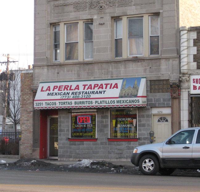 La Perla Tapatia , Chicago
