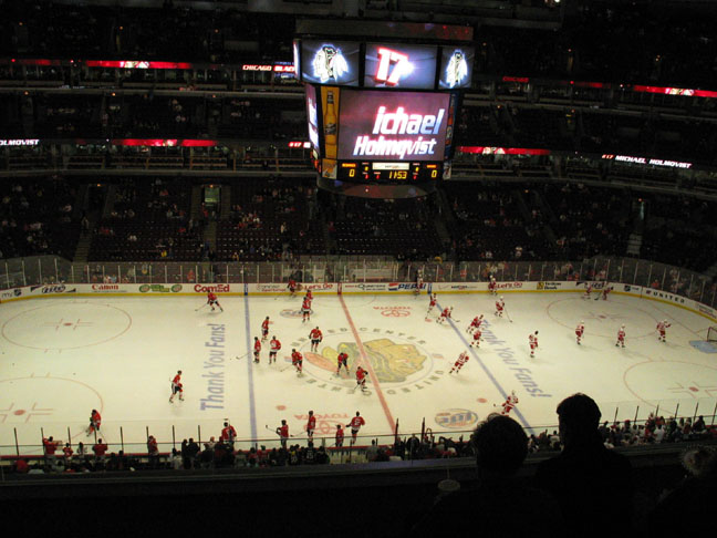 United Center , Chicago