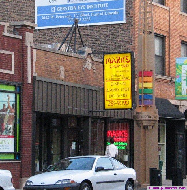 Mark's Chop Suey , Chicago