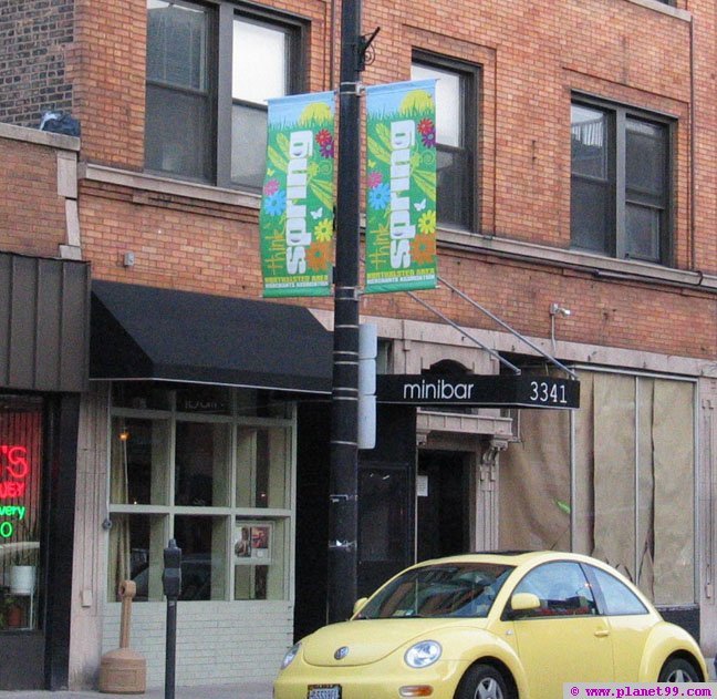Mini Bar , Chicago