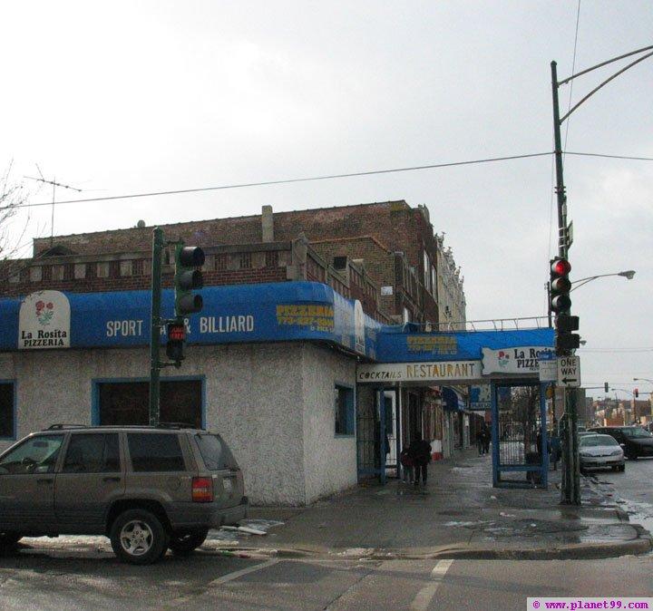 La Rosita , Chicago