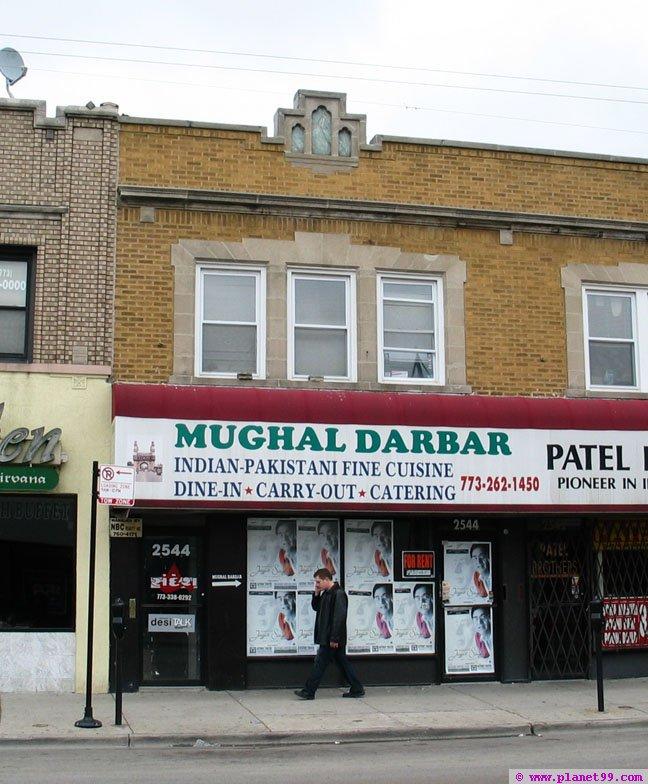 Mughal Darbar , Chicago