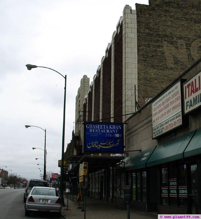 Ghaseeta Khan , Chicago