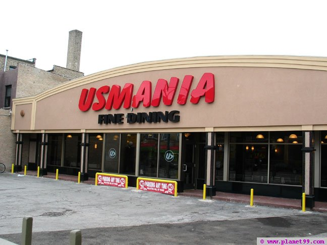 Usmania , Chicago