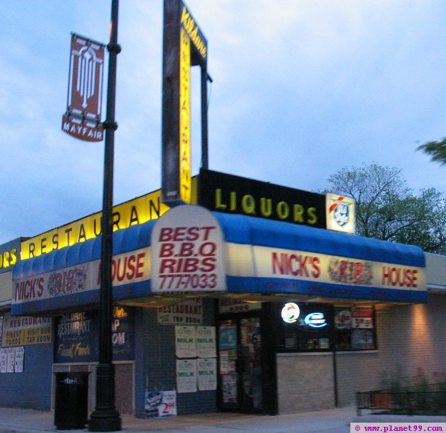 Chicago , Kildare's Liquors and Restaurant