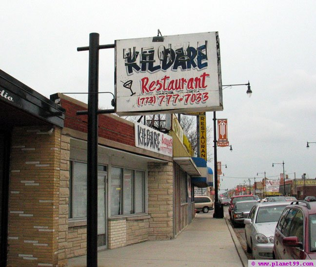 Kildare's Liquors and Restaurant , Chicago
