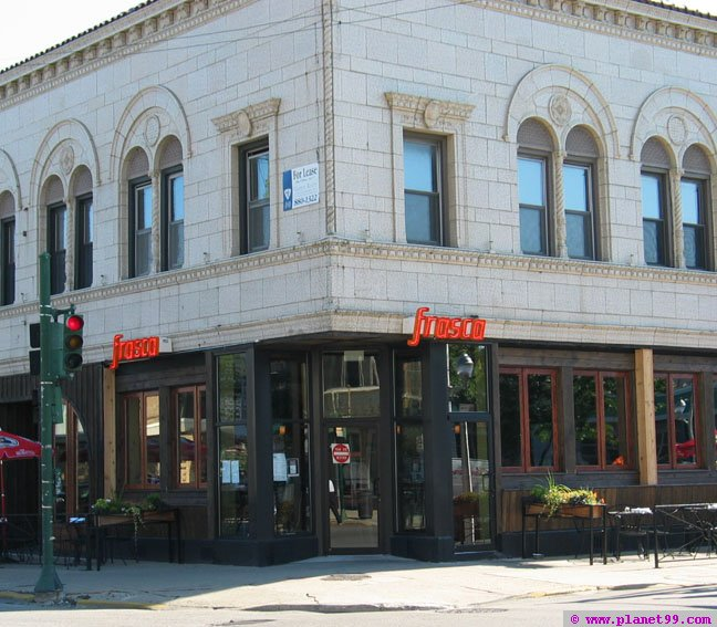 Frasca Pizzeria and Wine Bar , Chicago