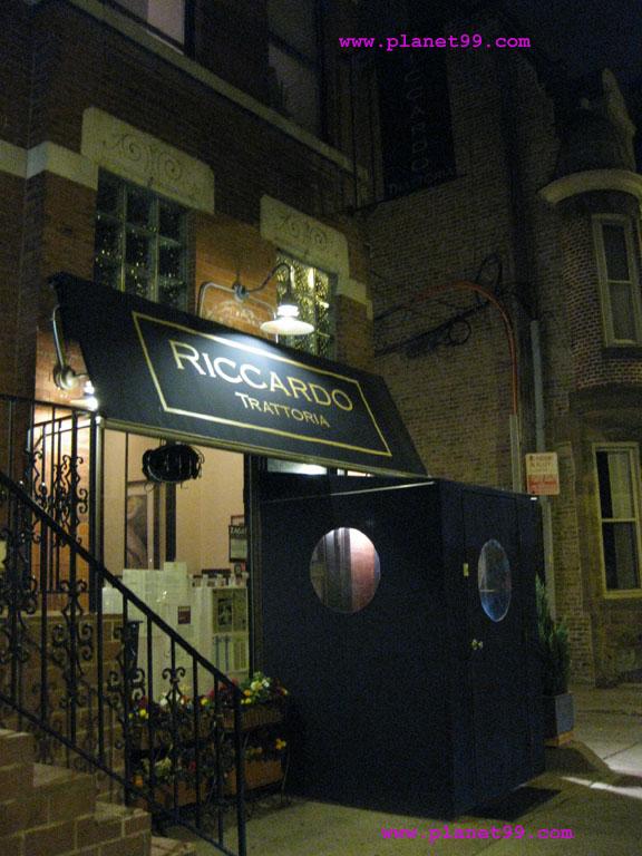 Riccardo Trattoria , Chicago