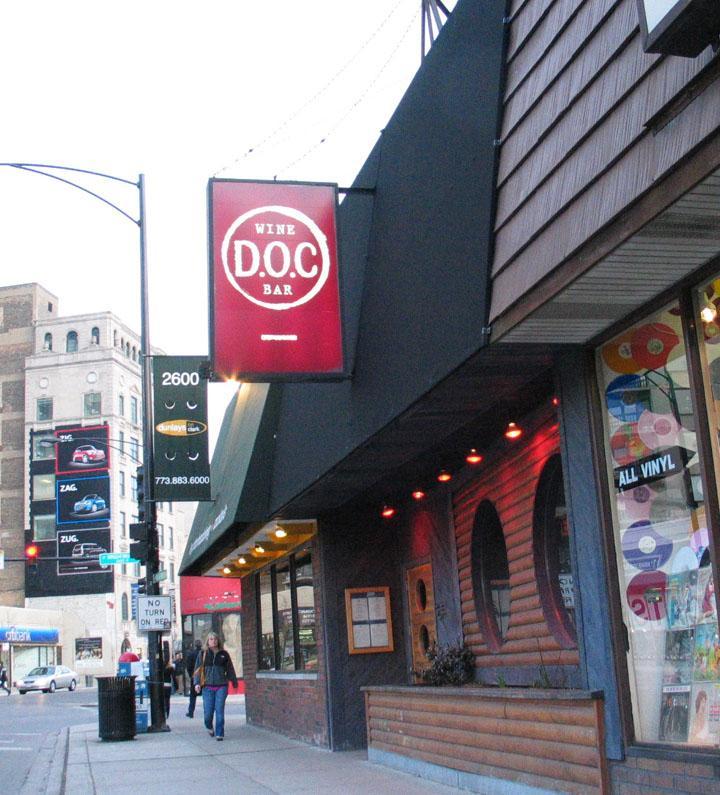 D.O.C. Wine Bar , Chicago