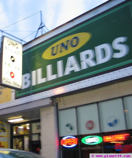 Uno Billiards , Chicago