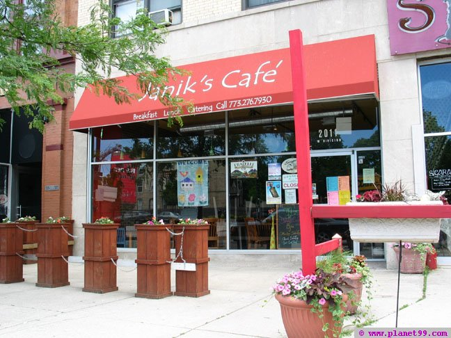 Janik's Cafe , Chicago