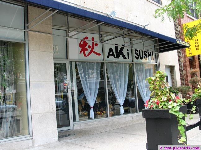 Aki Sushi  , Chicago