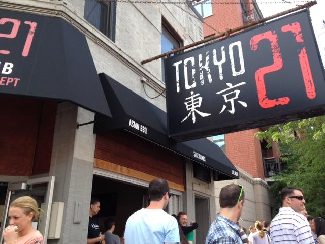 Tokyo 21 , Chicago
