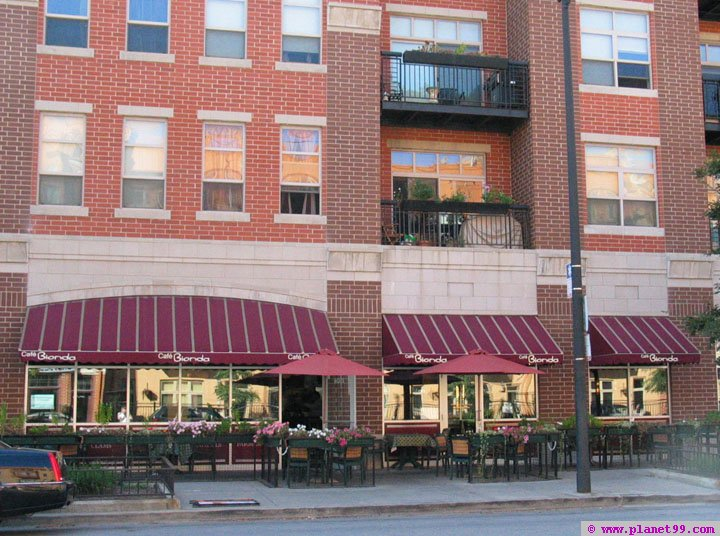 Cafe Bionda , Chicago