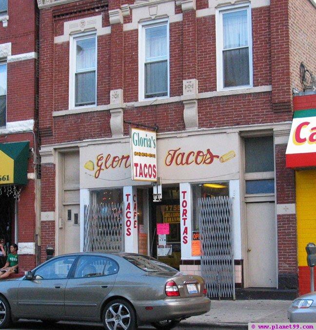 Gloria's Tacos , Chicago