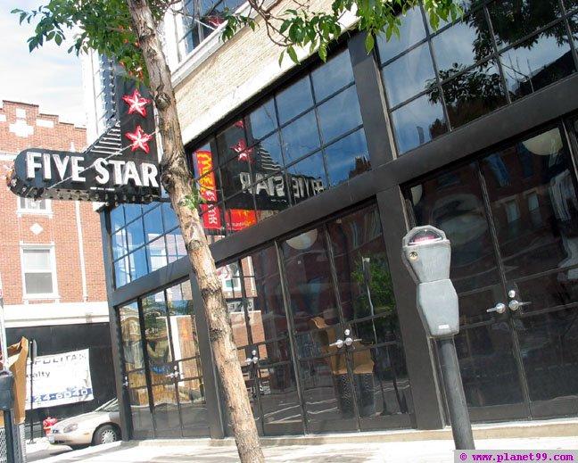 Chicago , Five Star Bar