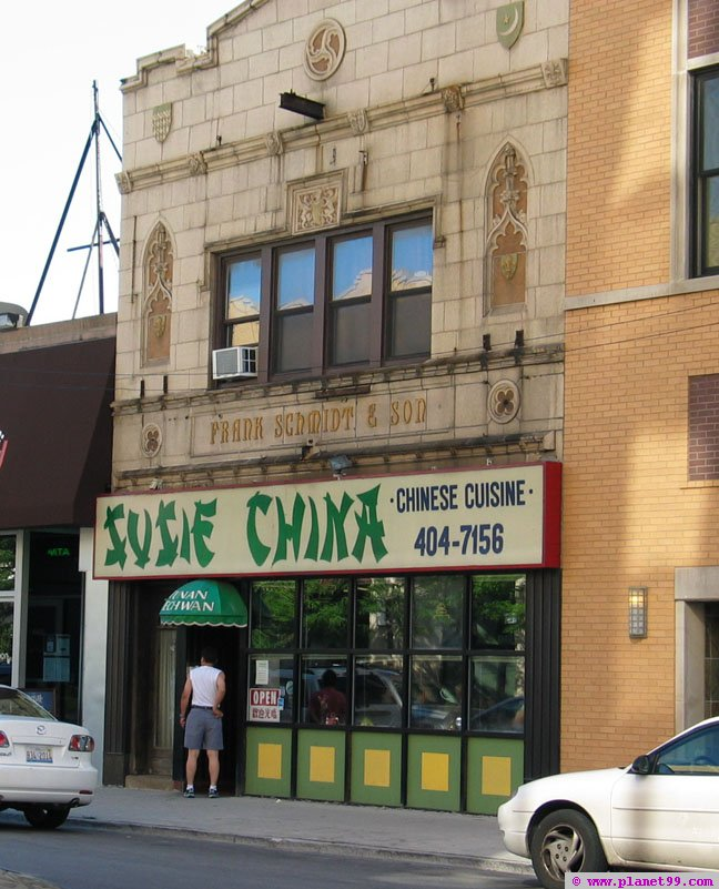 Susie China  , Chicago