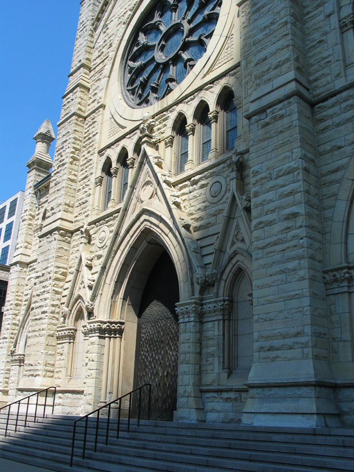 Holy Name Cathedral , Chicago
