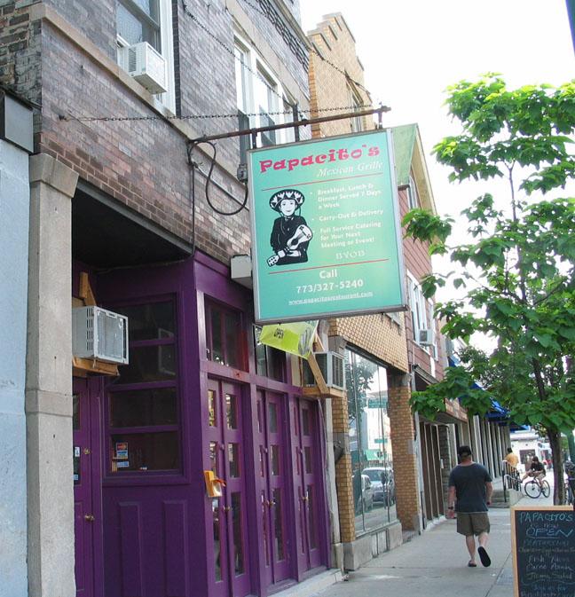 Papacito's , Chicago