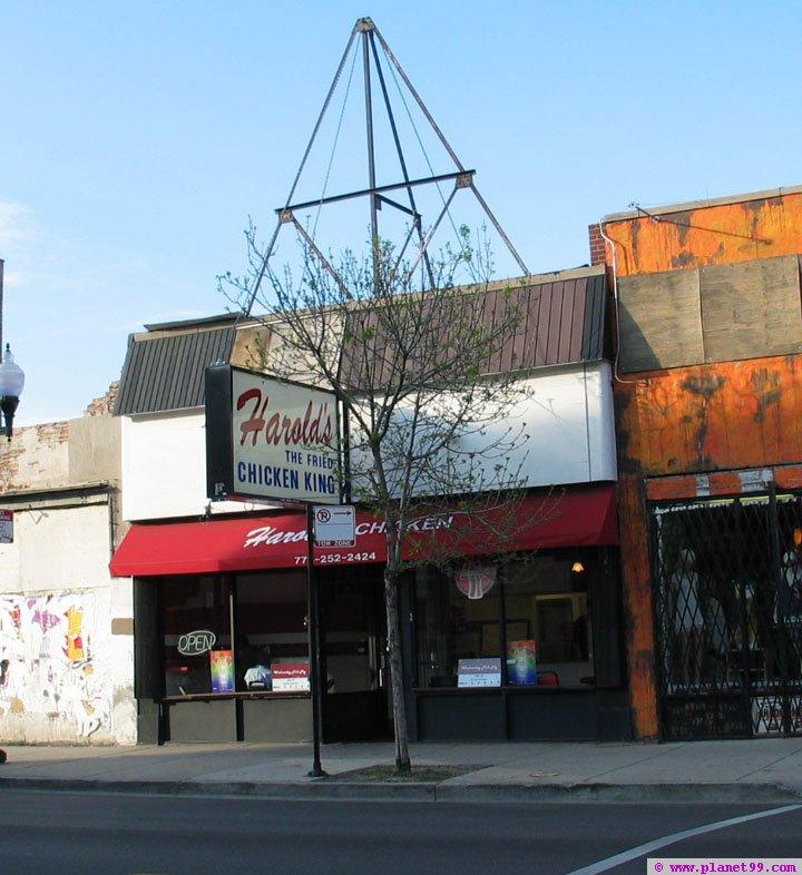 Harold's Chicken Shack #36 , Chicago